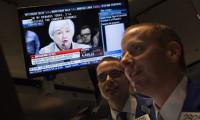 ABD borsaları Fed korkusuyla sert düştü