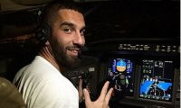 Pilotlara Arda Turan cezası