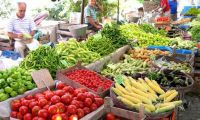 Enflasyonu gıda fiyatları etkiledi