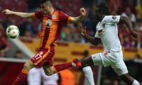 Galatasaray liderliğe oturdu