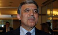Abdullah Gül'den Gülen sorusuna ilginç cevap