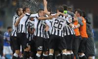 Juventus 4 hafta önceden şampiyon