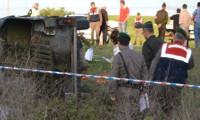 Çanakkale'de askeri araç kaza yaptı: 1 şehit