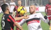 Beşiktaş Ankara'da liderliği kaptırdı