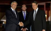 Kıbrıs'ta müzakereler başlıyor
