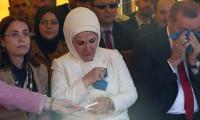 Erdoğan ve eşini ağlatan şiir
