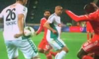 Beşiktaş'ta penaltı isyanı!
