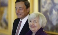 Yellen'in kararı Draghi'ye baskı yarattı