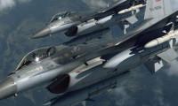 Hakkari'de savaş uçakları havalandı