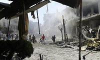 Suriye'de muhaliflere hava saldırısı: 51 ölü
