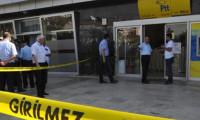 PTT şubesinde görülmemiş soygun