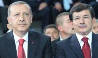 Erdoğan ve Davutoğlu'dan kritik görüşme