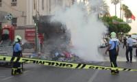 Hatay'da AK Parti binası önünde patlama!