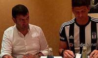 Beşiktaş'ın yeni transferi Gomez, İstanbul'a geldi