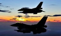 F-16'lar Kandil'e bomba yağdırdı