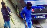 Karakola saldıran teröristler böyle görüntülendi