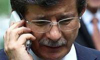 Başbakan'dan taziye telefonu