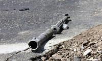 Bitlis'te PKK'dan roketatarlı saldırı