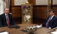 Erdoğan ve Davutoğlu programını iptal etti!