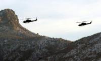 Hakkari'de PKK hedefleri bombalandı