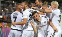 Beşiktaş, Gaziantep'te gol oldu yağdı