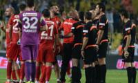 Antalyaspor'un 'uzatma' tepkisi