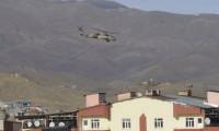 Hakkari'de TSK'dan dev operasyon