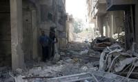Esad Şam'da sivilleri katletti: 14 ölü