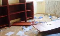 AK Parti binasına molotof