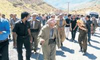 Şemdinli'de PKK terörüne halk isyanı