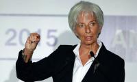 Lagarde'dan Fed'e faiz artırımı önerisi