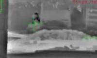 PKK'lıların öldürülme anı polis kamerasında