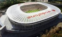 Vodafone Arena için yeni tarih!