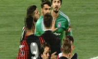 Ankara'da maç sonunda gerginlik!