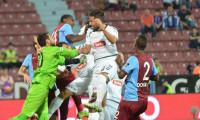 Trabzon 3 puana hasret