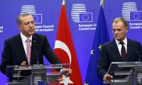 Erdoğan: Asıl tehdit altında olan biziz