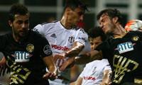 Beşiktaş'tan 4 gollü prova