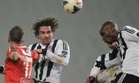 Antalya-Beşiktaş 11'leri belli oldu