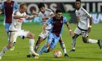 Trabzonspor:2 Gaziantepspor:2