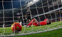 Beşiktaş: 0 - Akhisar Belediyespor: 2