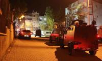 Siirt'te polis lojmanlarına bombalı saldırı