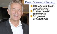Dev projelere imza atan Türk şirketi: Pergo