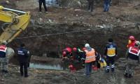 Sivas'ta toprak kaymasını sonucu 3 işçi öldü