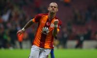 Sneijder'den olay açıklamalar!