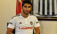 Beşiktaş Aras Özbiliz'i KAP'a bildirdi