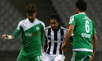 Beşiktaş:3 - Sivas Belediyespor:4
