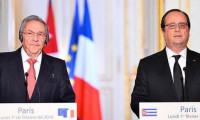 Hollande'dan ambargo çağrısı