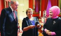 Erdoğan: Ülkemiz ciddi tehdit altında