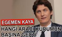 Egemen Kaya Alnus Yatırım'ın Genel Müdürü oldu