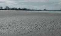 Denizin 70 metre çekilmesi korkuttu!